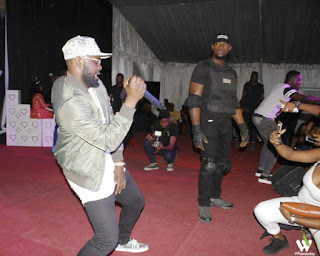 falz at Chronicles of Ushbebe