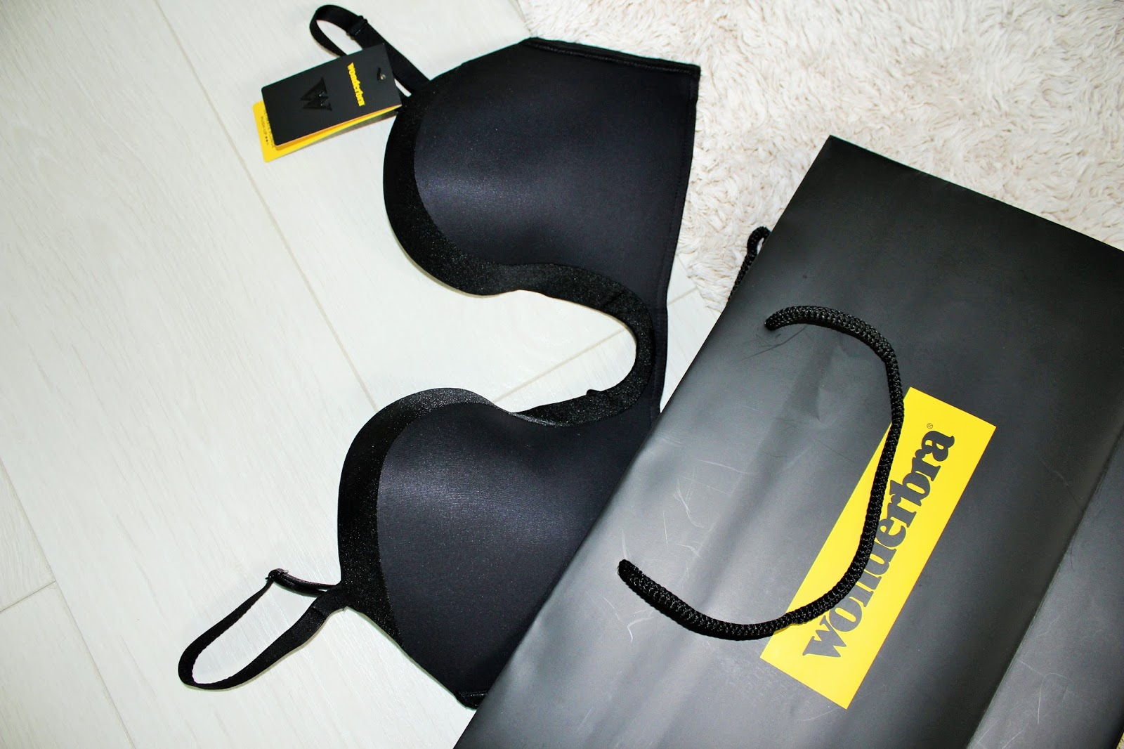 Lingerie Giveaway with Debenhams - Win a Wonderbra 1