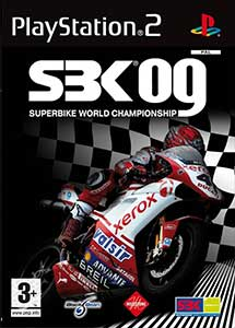 SBK-09 Superbike World Championship Ps2 ISO Español MG