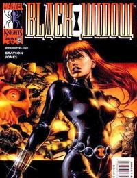 Black Widow (1999) Comic