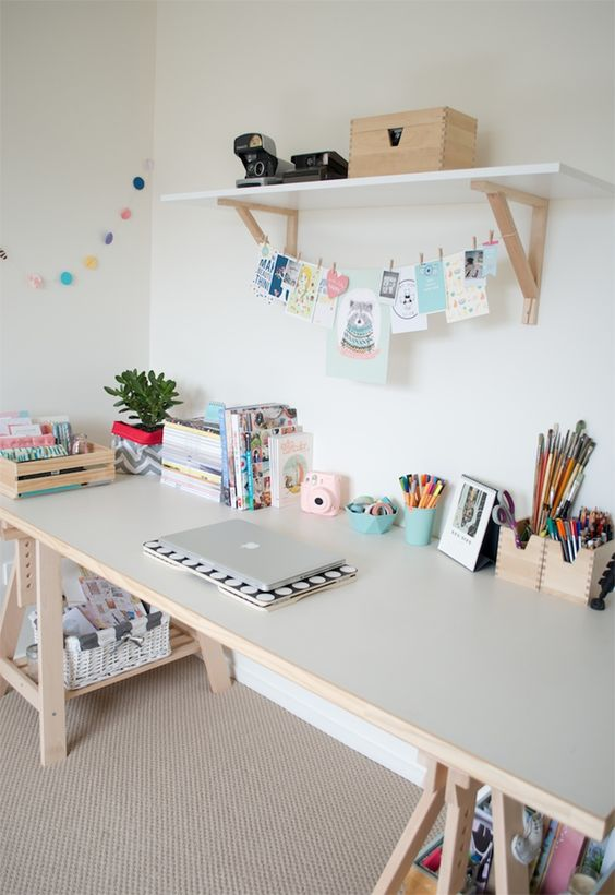 Pinterest | Home office simples