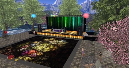 Lost Eden are Hosting an Event at Solstice on the 25th January 2014, from 1 p.m. to 4 p.m. SLT/PST.
