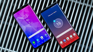 Galaxy S9, Samsung S9 Plus OS 9