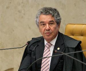 Marco Aurélio anula atos processuais porque réu foi algemado indevidamente