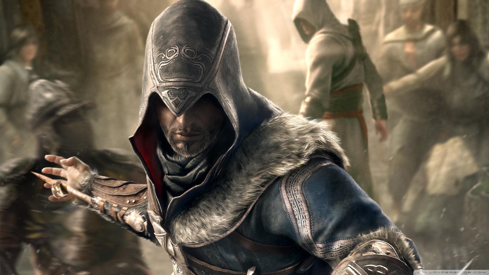 Freaking Spot: Assasin's Creed Full HD 1080p Wallpapers