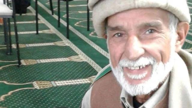 Haji Daud, Pengungsi Afghanistan Yang Tubuhnya Menjadi Tameng Melindungi Jama'ah Saat Penembakan Masjid Selandia Baru