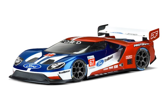 Protoform Ford GT 190mm