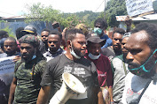 THIS, STATEMENT OF ATTITUDE OF PAPUA PEOPLE'S PETITION (PRP)  FOR THE DEMAND FREE VICTOR YEIMO.