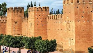 3.टैरोडेंट, मोरक्को