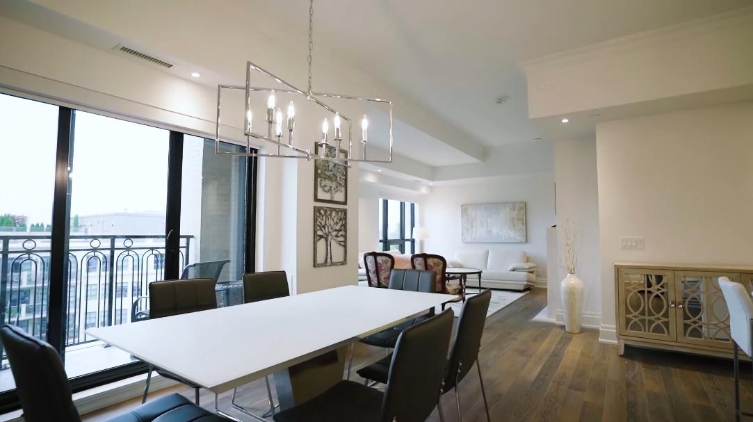 19 Interior Design Photos vs. 4 The Kingsway #703, Toronto, ON Luxury Condo Tour