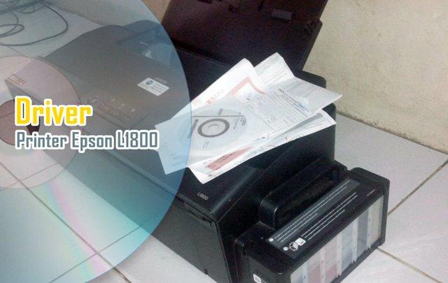 Driver Printer Epson L1800