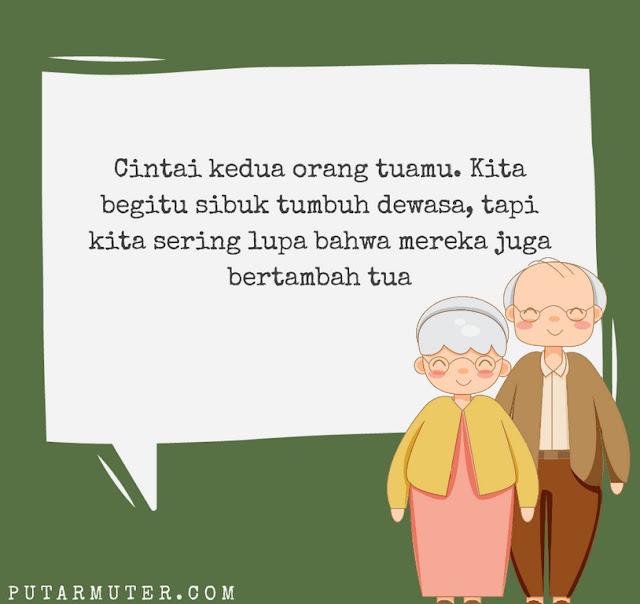 kata kata cinta islami untuk orang tua