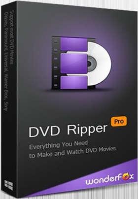 WonderFox DVD Ripper Pro 8.1 (Programa para Ripear)