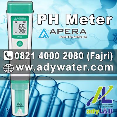 0821 4000 2080 Jual pH Meter Tanah Dan Air Ady Water