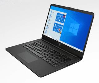 "$380, HP 14z-fq1000 Laptop: Ryzen 3 5300U, 14"" IPS, 8GB DDR4, 128GB SSD"