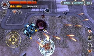 Cheat Terbaru Ultra Tank Battle 3D