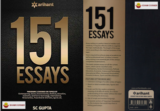 151 Essays Arihant Free PDF Download