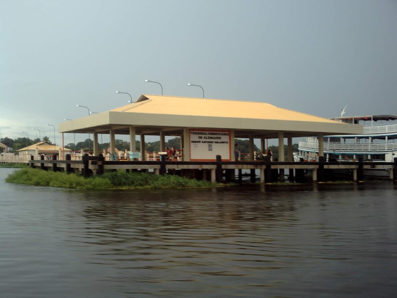 Governo abre licitação de R$ 3,8 milhões para reforma do terminal hidroviário de Alenquer