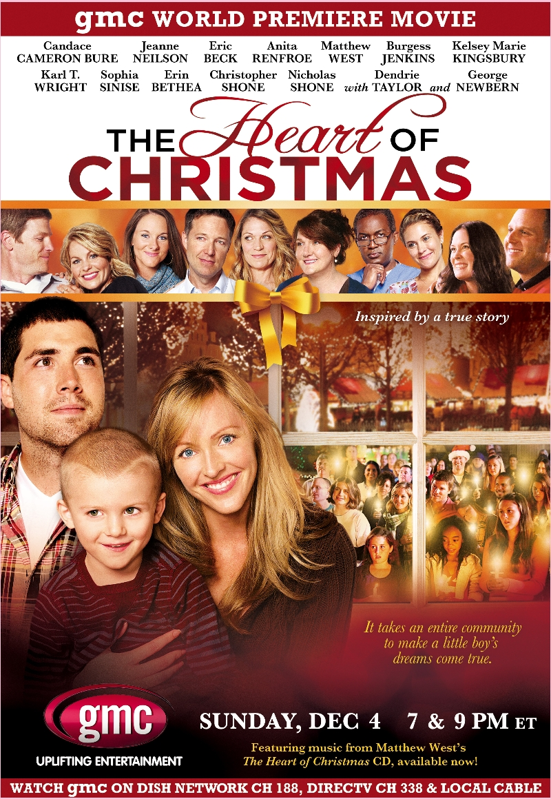 Matthew West The Heart Of Christmas.Gmc Movie The Heart Of Christmas Wonderful Movie