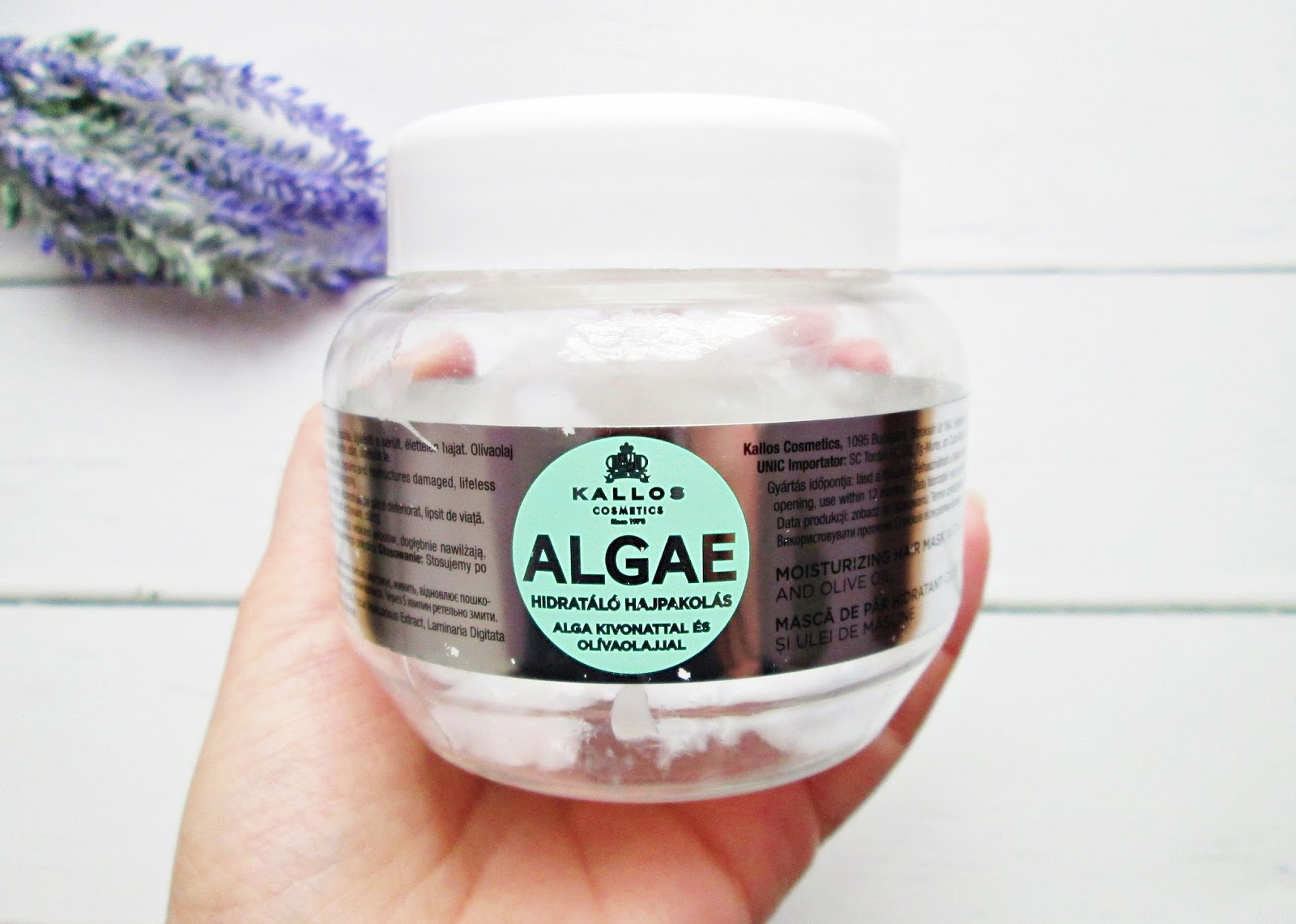 Maska Kallos Algae
