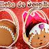 Dulcero Galleta de Jengibre Especial de Navidad