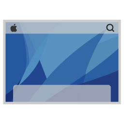 Preview of Mac os Folder icon, Mac os, Screen, Folder icon