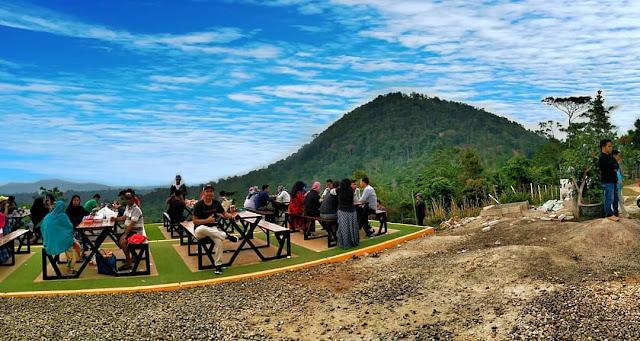 Wisata Agro Bukit Waruwangi Serang Banten