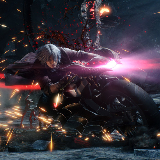 Devil May Cry Wallpaper Engine