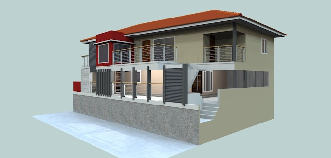Desain Rumah Jl. Patriot
