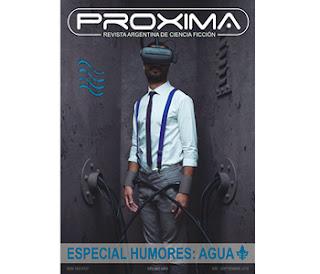 Revista PROXIMA Nro 39, Septiembre 2018 < DESCARGAR PDF >