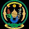Logo Gambar Lambang Simbol Negara Rwanda PNG JPG ukuran 100 px
