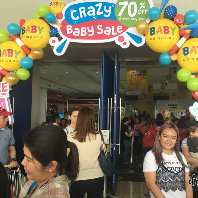 Shopping Tips ft. Baby Company Crazy Baby Sale | Dashing Mom