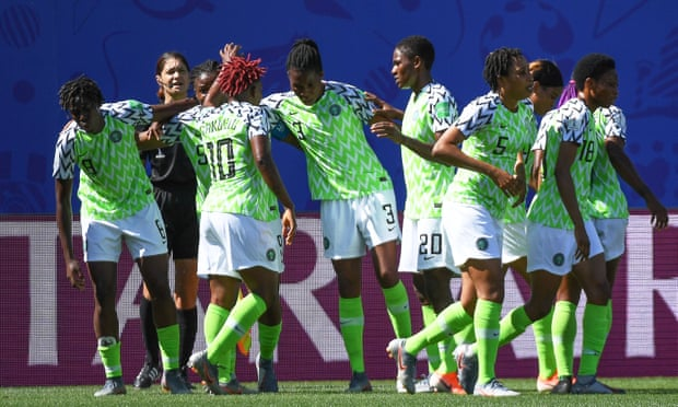Super Falcons Ease Past South Korea To Redeem World Cup Hope