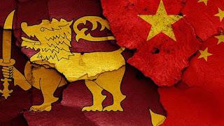 ඩොලර් මිලියන 675 ක ව්යාපෘති චීනයට ලබාදීමට කැබිනට් අනුමැතිය Lanka-china
