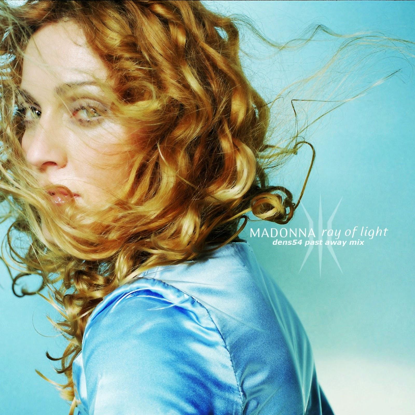 madonna ray of light album cover - photo #3
