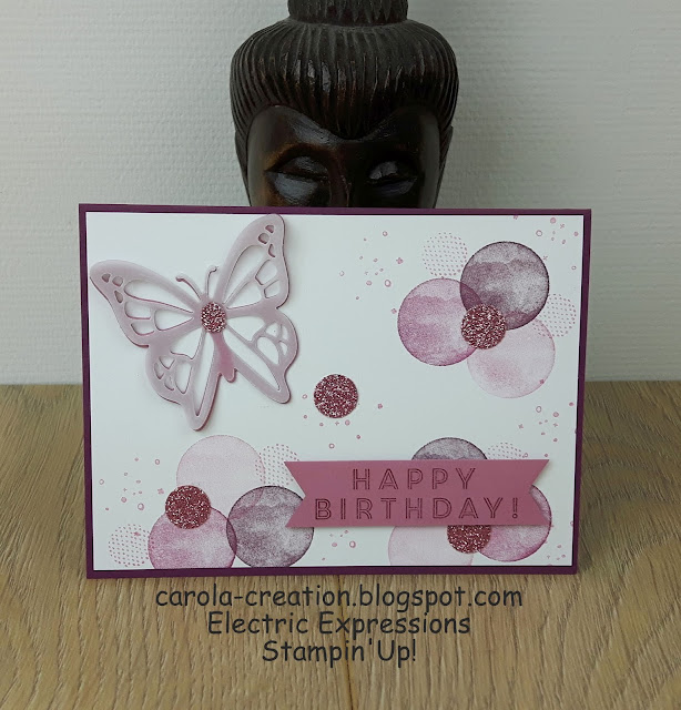 Stampin'Up!  Electric Expressions IJsselstein