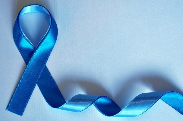 prostate cancer symptoms blue ribbon