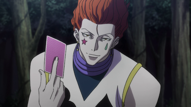 Karakter Anime Yang Bersenjatakan Senjata Anti Mainstream Hisoka