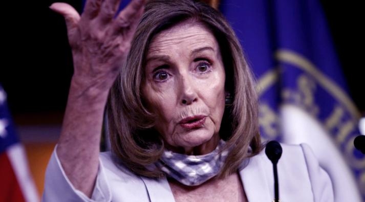 Nancy Pelosi Cashes in on Tesla Stock
