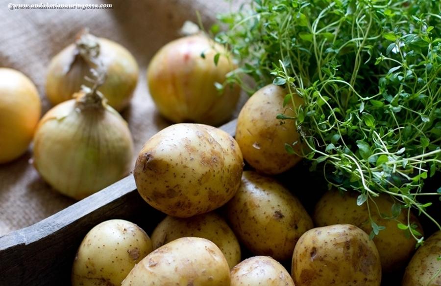 Andalusian auringossa_perunareseptejä ympäri maailman_gluteeniton_vegaani_kosher
