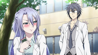 Rikei ga Koi ni Ochita no de Shoumeishitemita. Episodio 01