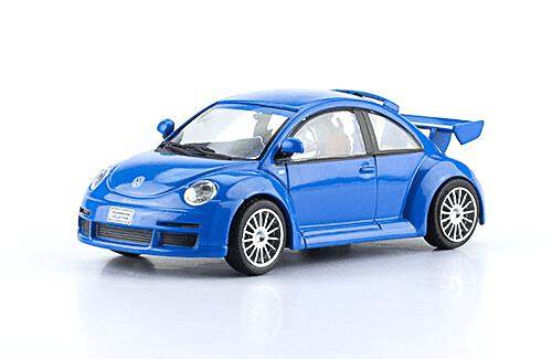 volkswagen New Beetle RSi 1:43, volkswagen collection, colección volkswagen méxico