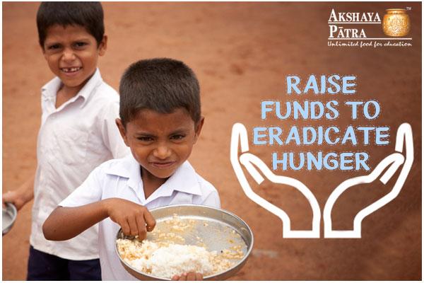 Raise fund for NGO