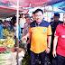 Sidak Pasar Karombasan, Gubernur Olly: Harga Bapok Masih Terkendali