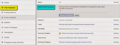 Cara Mengganti URL Profile Facebook yang Sudah Limit