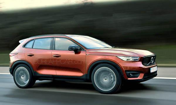 Burlappcar: 2019/20 Volvo XC50
