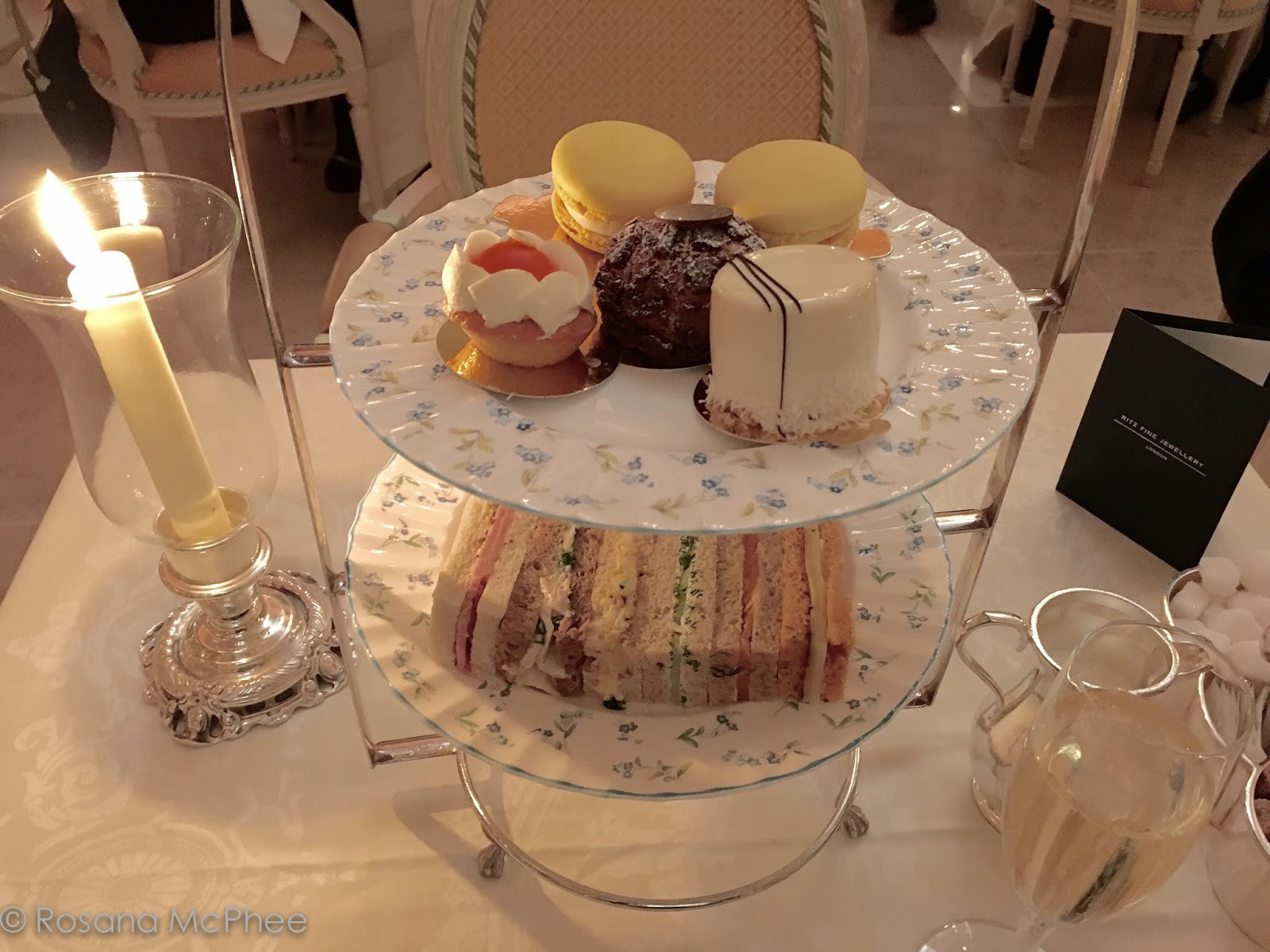 Traditional Afternoon Tea at The Ritz, London - Hot and Chilli