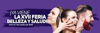 XVII FERIA de Belleza y Salud Corferias 2018