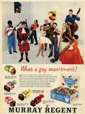 Murray Regent -- What a gay assortment