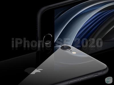 مميزات و مواصفات هاتف آيفون iPhone SE 2020 من آبل Apple